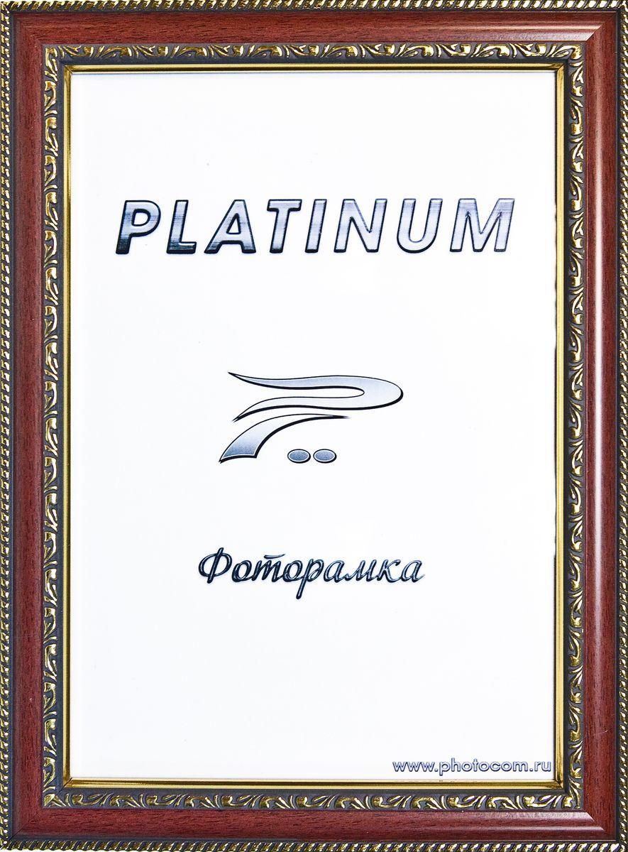 Фоторамка Platinum Монца, цвет: бордовый, 21 x 30 смPlatinum JW61-1 МОНЦА-БОРДОВЫЙ 21x30