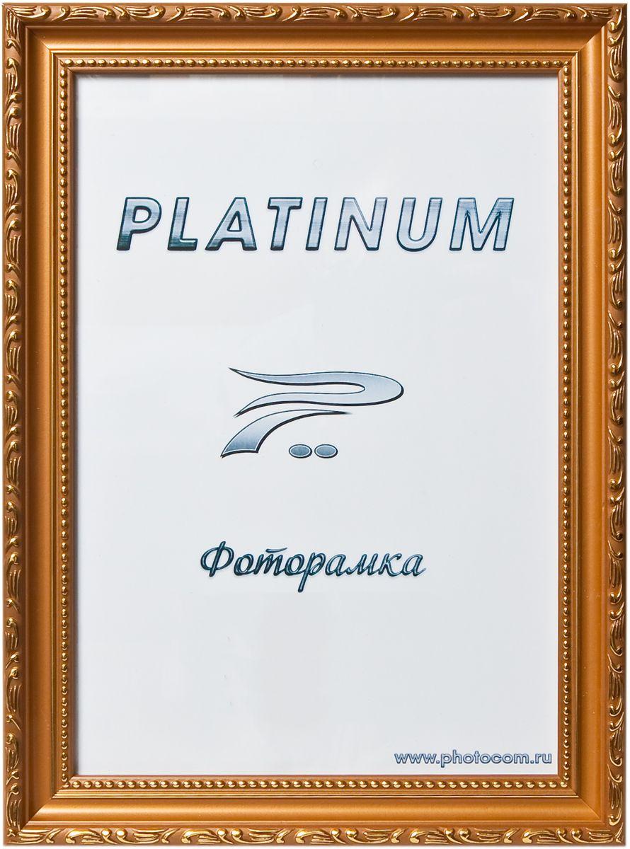 Фоторамка Platinum Римини, цвет: бронзовый, 30 x 40 смPlatinum JW77-2 РИМИНИ-БРОНЗОВЫЙ 30x40