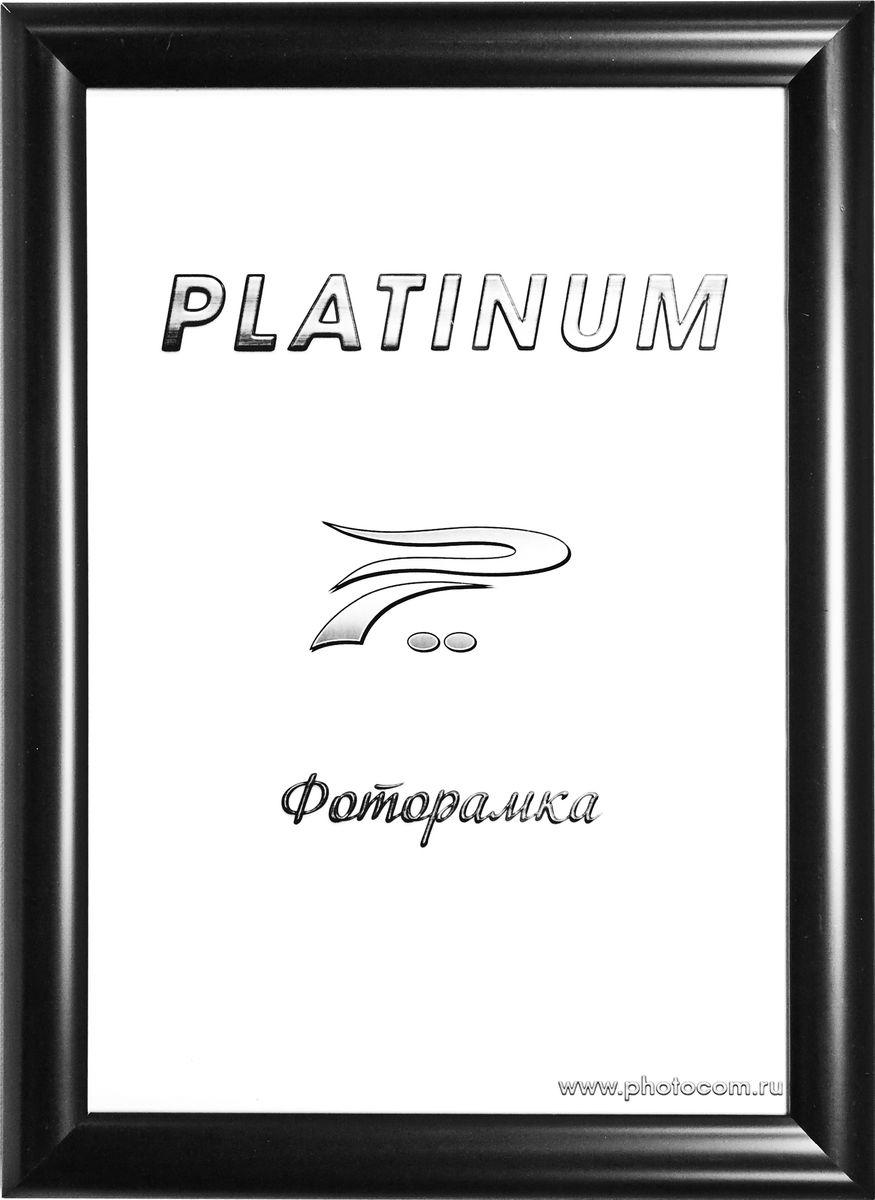 Фоторамка Platinum Генуя, цвет: черный, 30 x 40 смPlatinum JW87-6 ГЕНУЯ-ЧЕРНЫЙ 30x40