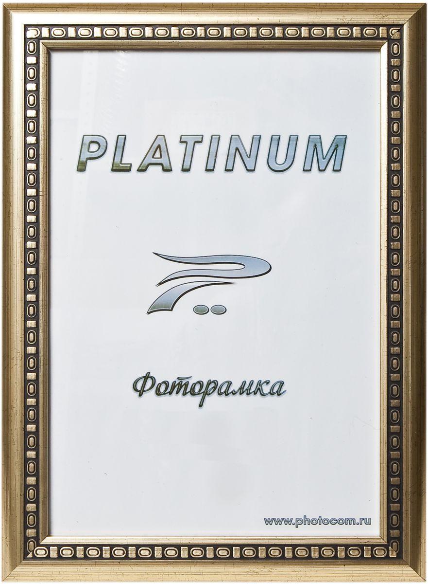 Фоторамка Platinum Пинето, цвет: серебристый, 10 x 15 смPlatinum JW97-1 ПИНЕТО-СЕРЕБРЯНЫЙ 10x15