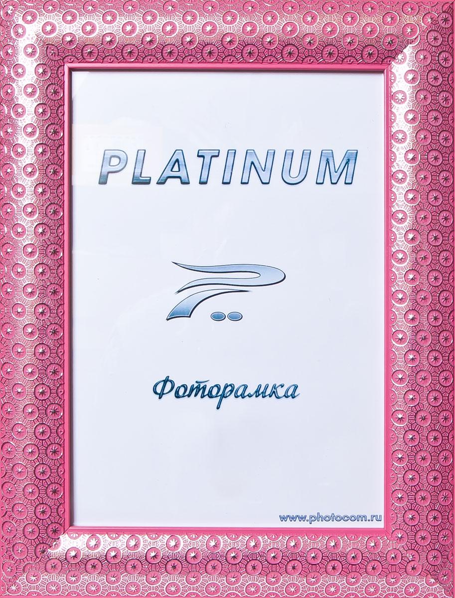 Фоторамка Platinum Флоренция, цвет: розовый, 10 x 15 смPlatinum JW84-1 ФЛОРЕНЦИЯ-РОЗОВЫЙ 10x15