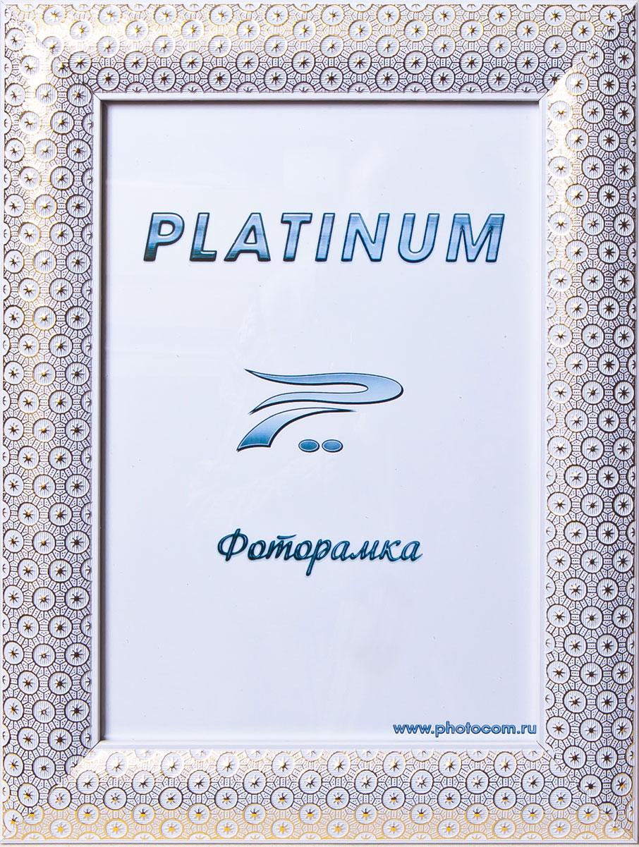 Фоторамка Platinum Флоренция, цвет: золотистый, 30 x 40 смPlatinum JW84-5 ФЛОРЕНЦИЯ-ЗОЛОТОЙ 30x40
