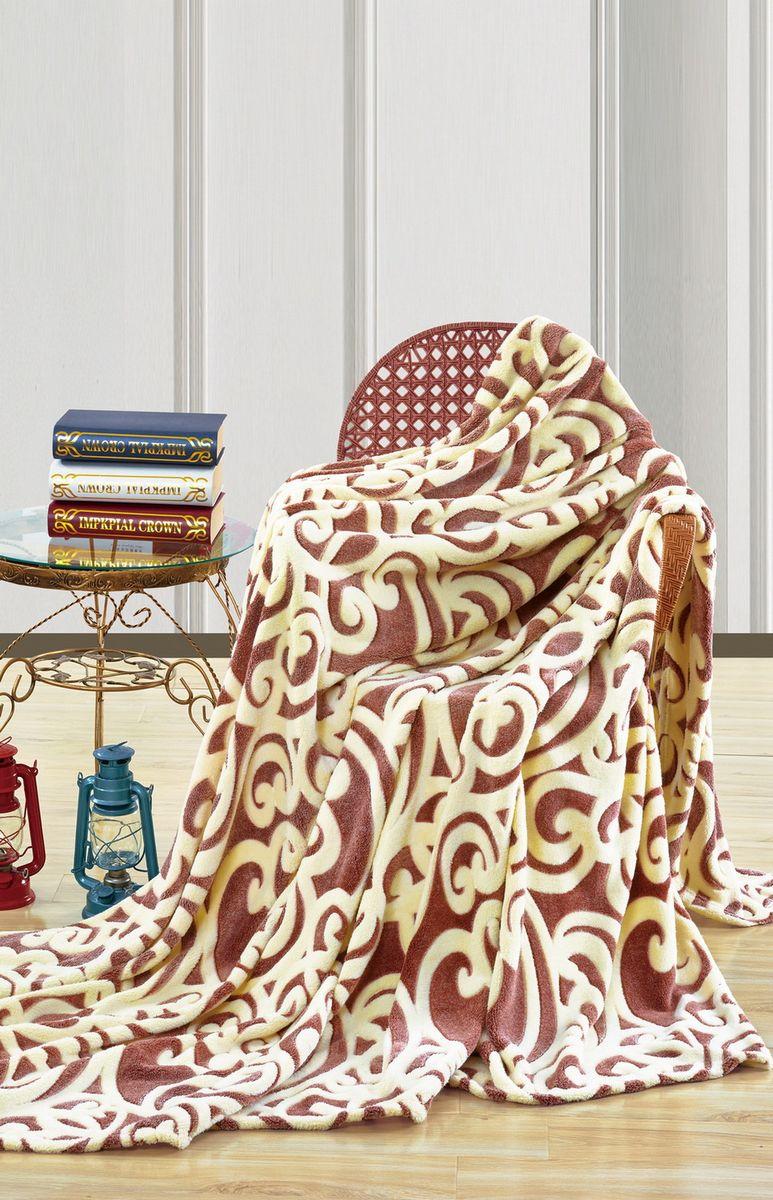 Плед Cleo Кадриль, цвет: коричневый, 200 х 220 см200/103-pbПлед Бамбук (микрофибра) Коллекция пледов Cleo Бамбук– Тепло и нежность для вас! Пледы сделаны из инновационного материала – Микрофибра, тактильно напоминает Бамбук. Микрофибра (микроволокно)- прорыв в синтетической промышленности, волокна представляют собой очень тонкие волокна, тоньше человеческого волоса. Благодаря свой структуре, микрофибра имеет ряд преимуществ: -отличные впитывающие свойства и способность пропускать воздух, под пледами будет комфортно и зимой и летом; -структура микроволокна позволяет окрашивать в различные цвета, т.к. при дальнейшем уходе краски не выцветают и не линяют, не смотря на простоту в уходе; -пледами можно укрываться и не бояться, что на вашей одежде останутся следы ворса; -пледы прослужат невероятно долго. Коллекция Пледов CLEO Бамбук-невероятное разнообразие дизайнов, нежность и комфорт вашей семьи в любое время года!