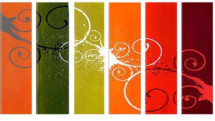 Картина Арт78 Волны, модульная, 200 х 100 см. арт780084арт780084Ничто так не облагораживает интерьер, как хорошая картина. Особенную атмосферу создаст крупное художественное полотно, размеры которого более метра. Подобные произведения искусства, выполненные в традиционной технике (холст, масляные краски), чрезвычайно капризны: требуют сложного ухода, регулярной реставрации, особого микроклимата – поэтому они просто не могут существовать в условиях обычной городской квартиры или загородного коттеджа, и требуют больших затрат. Данное полотно идеально приспособлено для создания изысканной обстановки именно у Вас. Это полотно создано с использованием как традиционных натуральных материалов (холст, подрамник - сосна), так и материалов нового поколения – краски, фактурный гель (придающий картине внешний вид масляной живописи, и защищающий ее от внешнего воздействия). Благодаря такой композиции, картина выглядит абсолютно естественно, и отличить ее от традиционной техники может только специалист. Но при этом изображение отлично...