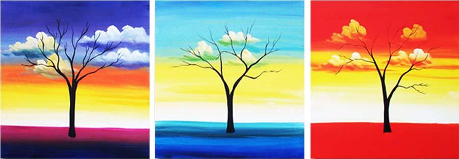 Картина Арт78 Погода, модульная, 210 х 70 см. арт780094арт780094Ничто так не облагораживает интерьер, как хорошая картина. Особенную атмосферу создаст крупное художественное полотно, размеры которого более метра. Подобные произведения искусства, выполненные в традиционной технике (холст, масляные краски), чрезвычайно капризны: требуют сложного ухода, регулярной реставрации, особого микроклимата – поэтому они просто не могут существовать в условиях обычной городской квартиры или загородного коттеджа, и требуют больших затрат. Данное полотно идеально приспособлено для создания изысканной обстановки именно у Вас. Это полотно создано с использованием как традиционных натуральных материалов (холст, подрамник - сосна), так и материалов нового поколения – краски, фактурный гель (придающий картине внешний вид масляной живописи, и защищающий ее от внешнего воздействия). Благодаря такой композиции, картина выглядит абсолютно естественно, и отличить ее от традиционной техники может только специалист. Но при этом изображение отлично...