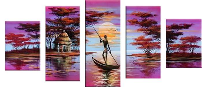 Картина Арт78 Озеро Жизни, модульная, 140 х 80 см. арт780056-2арт780056-2Ничто так не облагораживает интерьер, как хорошая картина. Особенную атмосферу создаст крупное художественное полотно, размеры которого более метра. Подобные произведения искусства, выполненные в традиционной технике (холст, масляные краски), чрезвычайно капризны: требуют сложного ухода, регулярной реставрации, особого микроклимата – поэтому они просто не могут существовать в условиях обычной городской квартиры или загородного коттеджа, и требуют больших затрат. Данное полотно идеально приспособлено для создания изысканной обстановки именно у Вас. Это полотно создано с использованием как традиционных натуральных материалов (холст, подрамник - сосна), так и материалов нового поколения – краски, фактурный гель (придающий картине внешний вид масляной живописи, и защищающий ее от внешнего воздействия). Благодаря такой композиции, картина выглядит абсолютно естественно, и отличить ее от традиционной техники может только специалист. Но при этом изображение отлично...