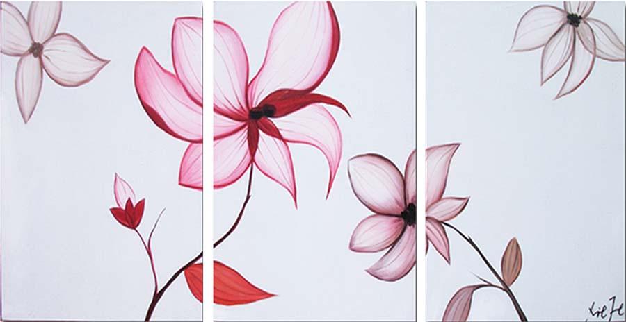 Картина Арт78 Цветик, модульная, 110 х 50 см. арт780098-3арт780098-3Ничто так не облагораживает интерьер, как хорошая картина. Особенную атмосферу создаст крупное художественное полотно, размеры которого более метра. Подобные произведения искусства, выполненные в традиционной технике (холст, масляные краски), чрезвычайно капризны: требуют сложного ухода, регулярной реставрации, особого микроклимата – поэтому они просто не могут существовать в условиях обычной городской квартиры или загородного коттеджа, и требуют больших затрат. Данное полотно идеально приспособлено для создания изысканной обстановки именно у Вас. Это полотно создано с использованием как традиционных натуральных материалов (холст, подрамник - сосна), так и материалов нового поколения – краски, фактурный гель (придающий картине внешний вид масляной живописи, и защищающий ее от внешнего воздействия). Благодаря такой композиции, картина выглядит абсолютно естественно, и отличить ее от традиционной техники может только специалист. Но при этом изображение отлично...