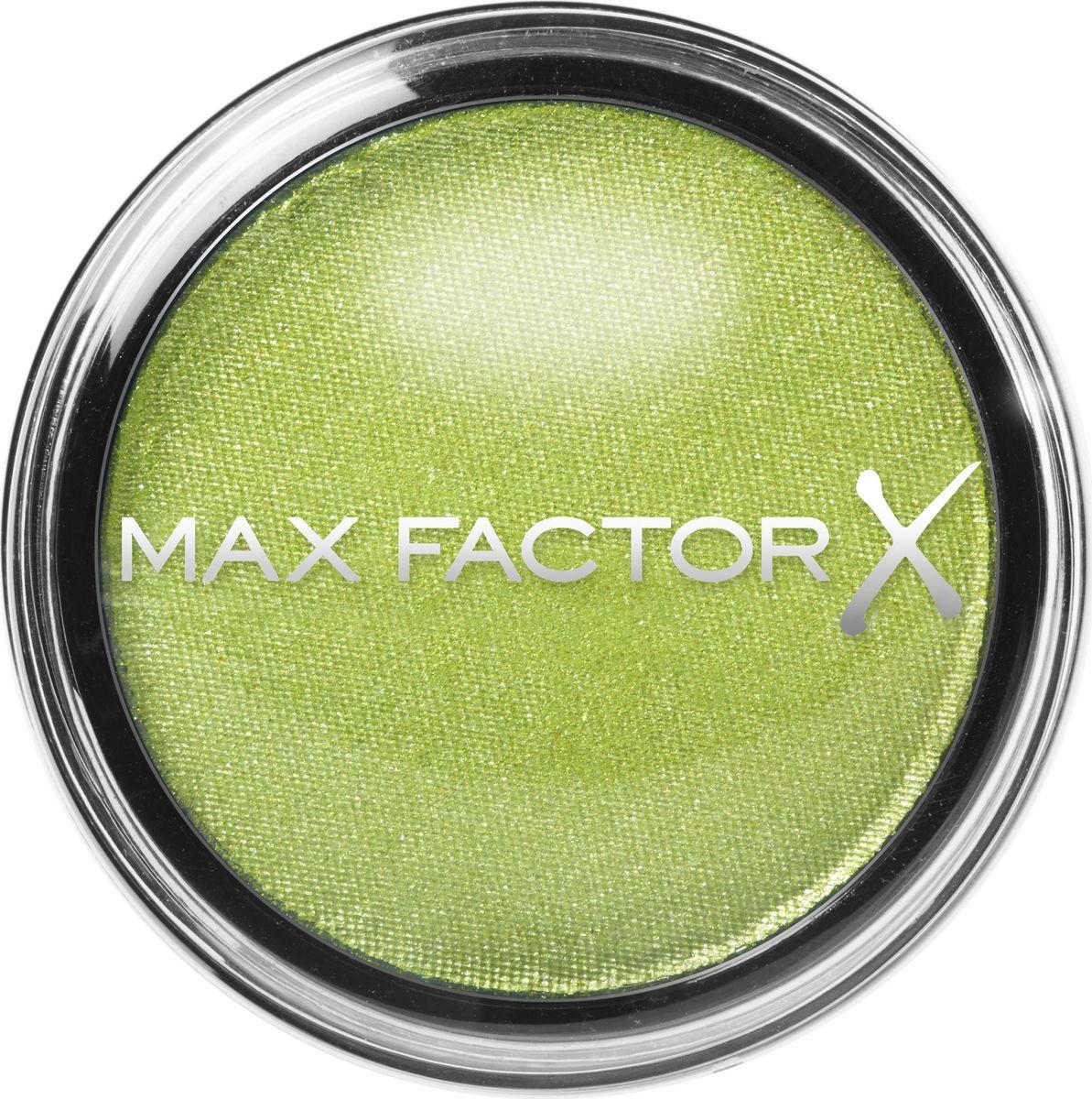 Max Factor Тени Одноцветные Wild Shadow Pots Eyeshadow 50 тон untamed green 2 гр81411280Приготовься к диким экспериментам с цветом! Эти высокопигментные тени подарят тебе по-настоящему ошеломительный взгляд. •Высокопигментный цвет •16 ошеломительных насыщенных оттенков •Наноси влажной кисточкой для более интенсивного цвета •Легко растушевываются и смешиваются. Бесконечный простор для экспериментов!
