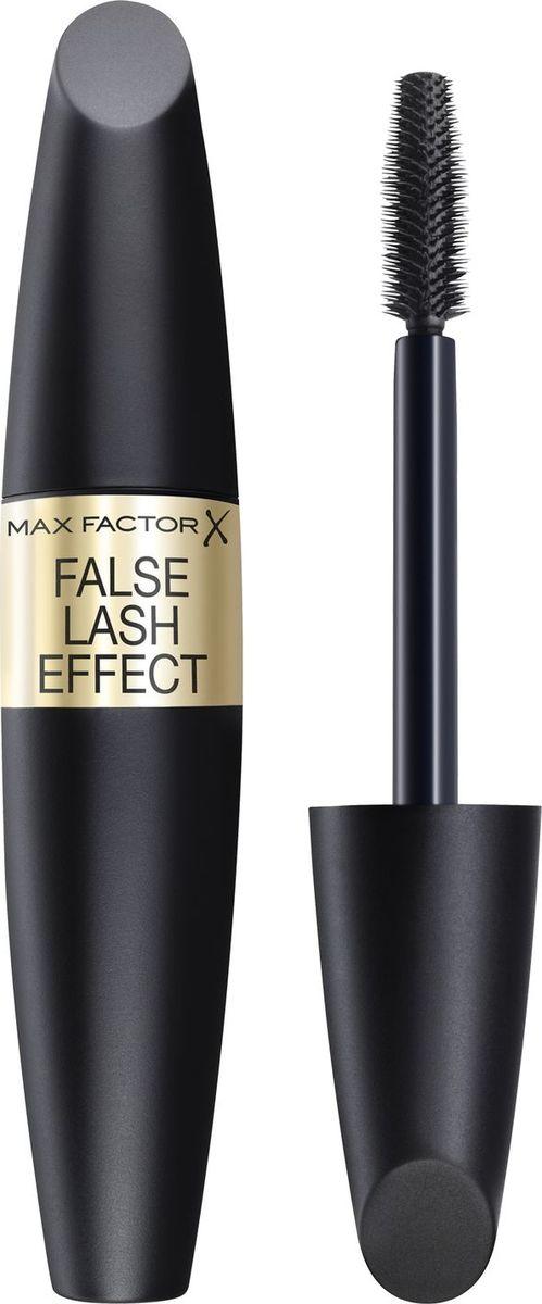 Max Factor Тушь Для Ресниц С Эффектом Накладных Ресниц False Lash Effect Full Lashes Natural Look Mascara Black 13.1 мл 81524141