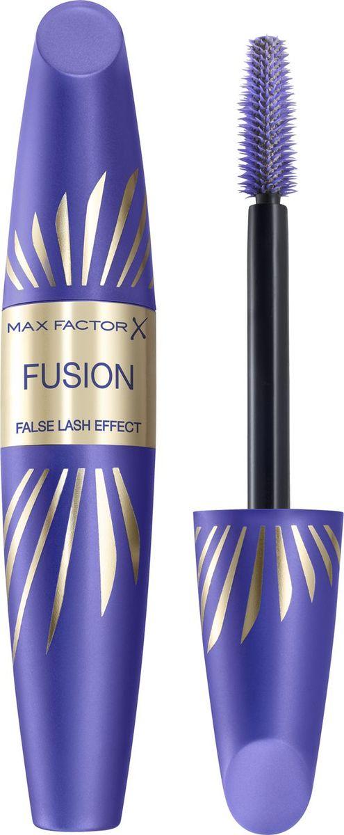 Max Factor Тушь С Эффектом Накладных Ресниц False Lash Effect Fusion Black 13,1 мл81524157Тушь Max Factor False Lash Effect Fusion помогает достичь впечатляющего результата. С помощью этой туши можно удвоить не только объем, но и длину ресниц, сделав глаза более привлекательными. Формула Новое сочетание от Max Factor: культовая щеточка, придающая суперобъем, и инновационная удлиняющая формула с нейлоновыми волокнами. Не скатывается и не смазывается, поэтому ты можешь быть уверена, что выглядишь великолепно. Тушь подходит тем, кто носит контактные линзы, легко смывается. Можно использовать для естественного повседневного макияжа.
