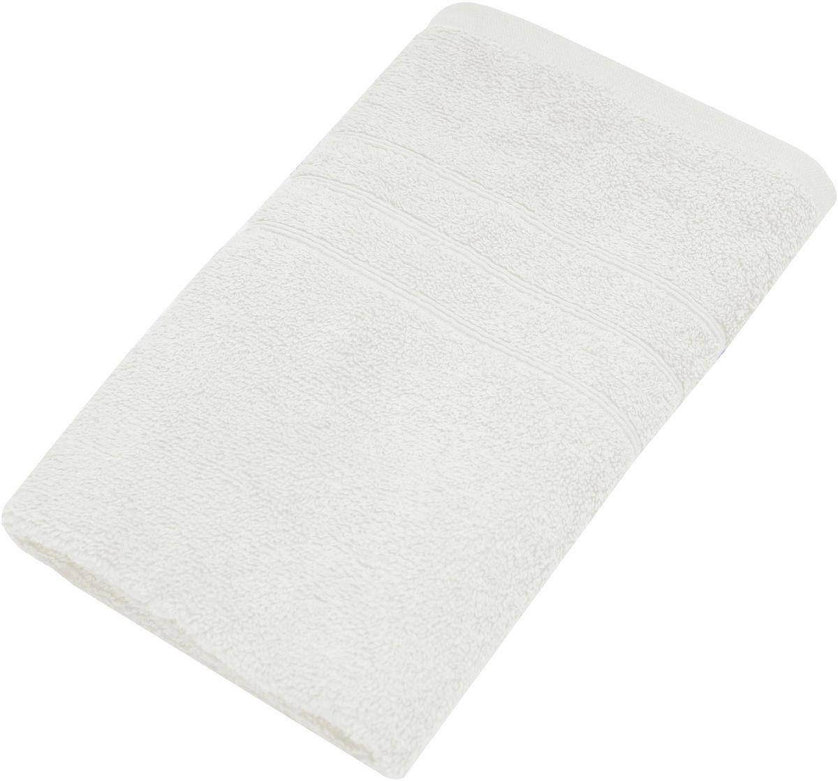 Полотенце Proffi Home Модерн, цвет: белый, 50x100 смPH3266Состав: 100% хлопок.