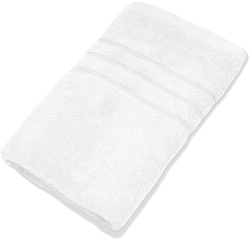 Полотенце Proffi Home Модерн, цвет: снежно-белый, 70x140 смPH3886Состав: 100% хлопок.
