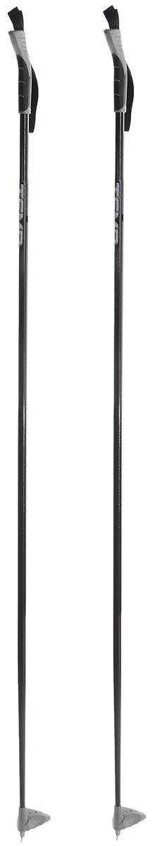 Палки лыжные Larsen Temp, длина 150 см338438-150Качественные лыжные палки Larsen Temp 150 отлично подойдут для прогулочного катания. Модель выполнена из стекловолокна. Полиуретановая рукоятка имеет удобный хват, благодаря которому рука не мерзнет и не скользит. Темляк-стропа удобно надевается и надежно поддерживает кисть. Большая пластиковая лапка с твердосплавным наконечником не проваливается в снег. Спортивные палки подойдут как начинающим лыжникам, так и опытным спортсменам. Длина палок: 150 см.