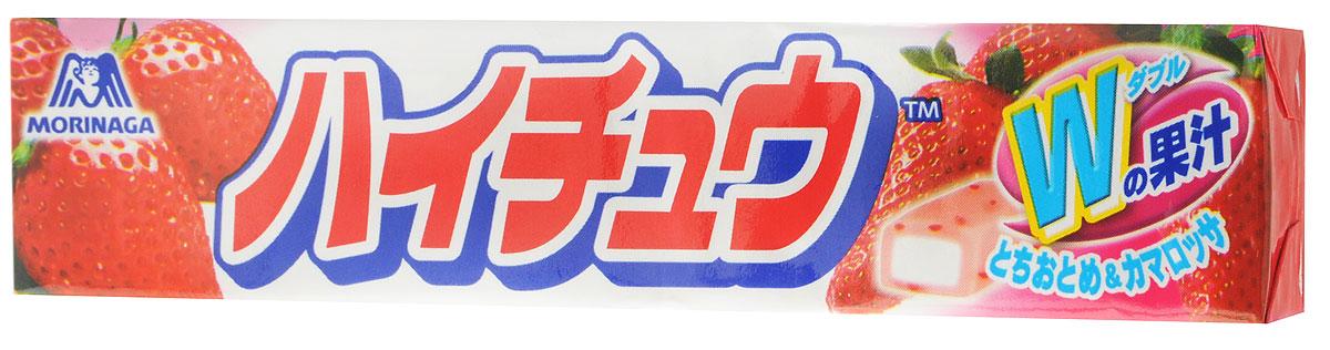 Morinaga Hi-Chew Strawberry жевательные конфеты, 12 шт4902888116209Мягкие жевательные конфеты Morinaga со вкусом клубники очень приятны на вкус. Имеют мягкую текстуру, постепенно тают во рту, оставляя после себя сладкий вкус. Уважаемые клиенты! Обращаем ваше внимание, что полный перечень состава продукта представлен на дополнительном изображении.