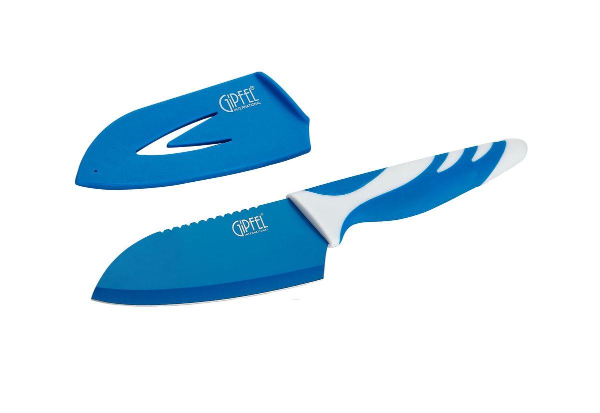 Нож сантоку Gipfel
