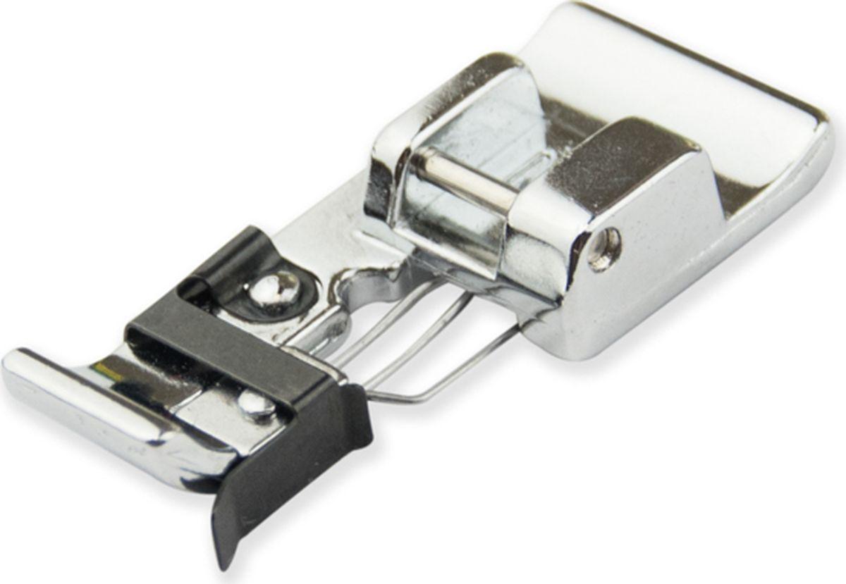 Лапка для швейной машины Aurora, оверлочная широкая МAU-156Лапка используется для краеобметочных строчек (инструкция прилагается). Подходит для большинства современных бытовых швейных машин. Лапка имеет направляющую для ткани, за счет которой край ткани сохраняется плоским. Идеально подходит для средних или тяжелых тканей, таких как твид, габардин и лен. Совместимые швейные машины:AuroraBernetteBrother: JanomeJuki: