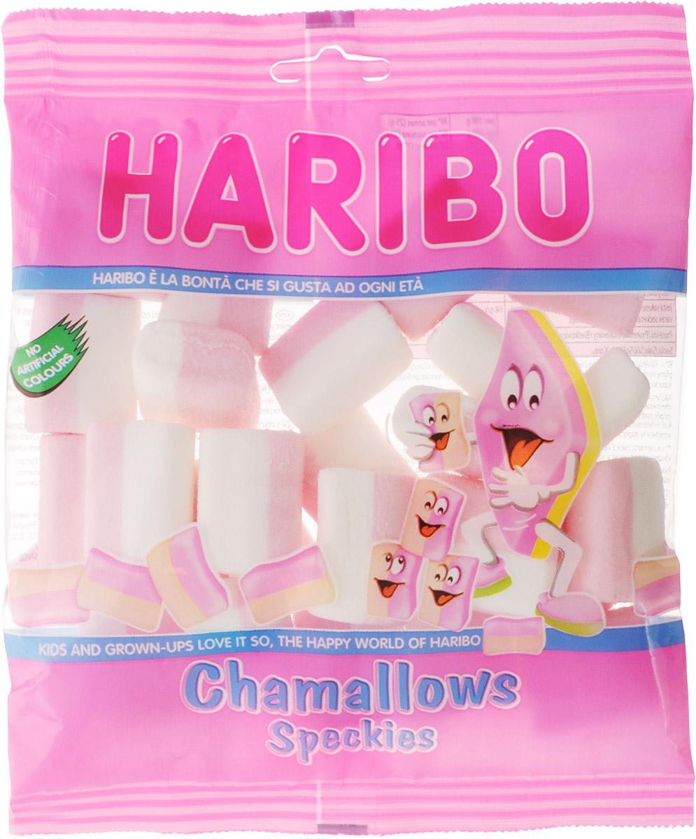 Haribo Шамеллоус Шпек зефирные конфеты, 100 г