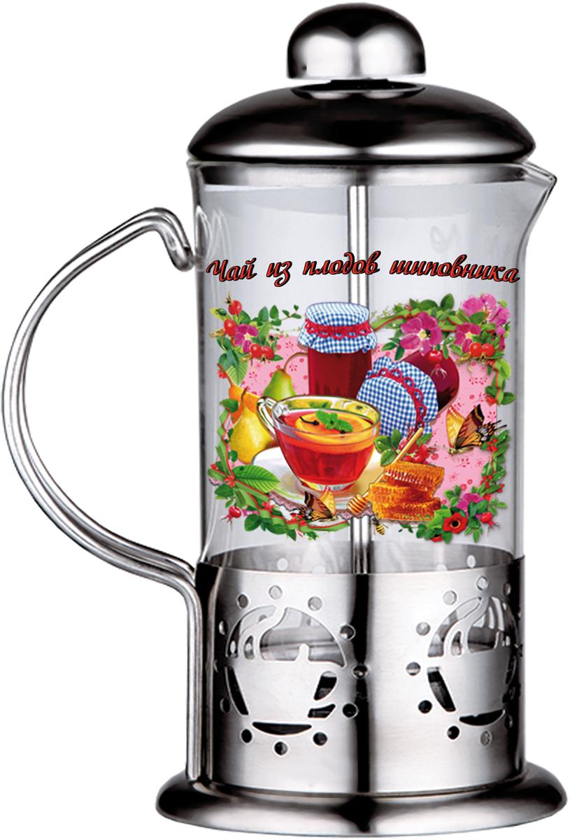 Френч-пресс LarangE Чай из плодов шиповника 350 мл5441108