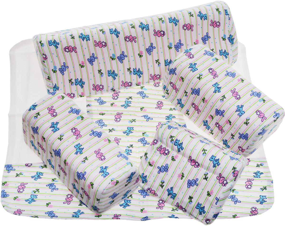 Selby Подушка для младенца Комплект-трансформер