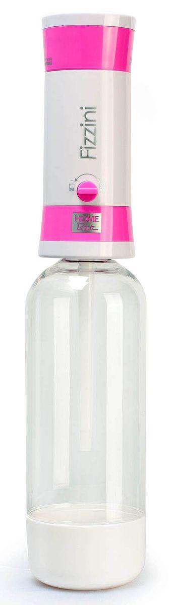 Сифон Home Bar Fizzini NG, с баллонами, цвет: фиолетовыйfiZZini NG purpleЕсли вы хотите сделать подарок своим детям, друзьям и знакомым или иметь переносной аппарат, который можно использовать для дачи, путешествий и поездок, то сифон для газирования воды HOME BAR FIZZINI NG отлично подходит для этих целей. Предназначен для газирования чистой охлажденной воды. Рекомендуемая температура воды 50°С. Для приготовления напитка сироп рекомендуется наливать в отдельную емкость. Не требует электроэнергии. Ручка регулирования насыщенности газа. Двойная защита (предохранительный клапан и кнопка сброса давления). Применяются универсальные 8-ми граммовые баллоны. Состав бутылки не содержит бисфенол A. Совместимость с 1 л и 1,5 л бутылкой. Комплект: бутылка 1 л, баллоны 8 г / 10 шт. *Внимание! Для работы сифона используются стандартные 8-ми граммовые баллоны с пищевой углекислотой: HOME BAR, Kayser, ISI, Mossa и др. Баллоны одноразовые.