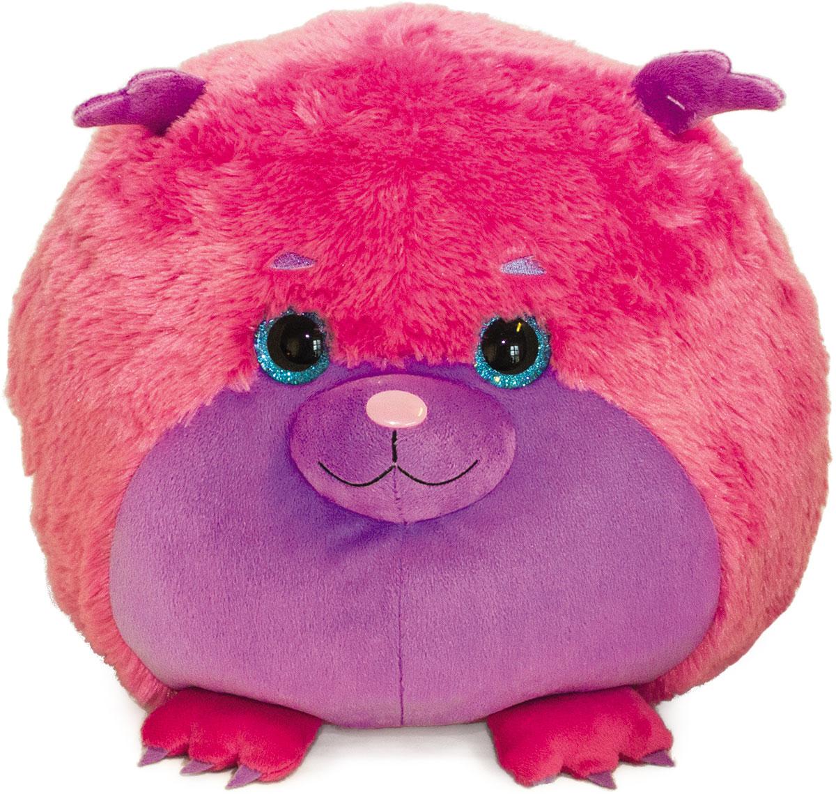 Gulliver Мягкая игрушка Монстрик Пинки 20 см14-JC0001