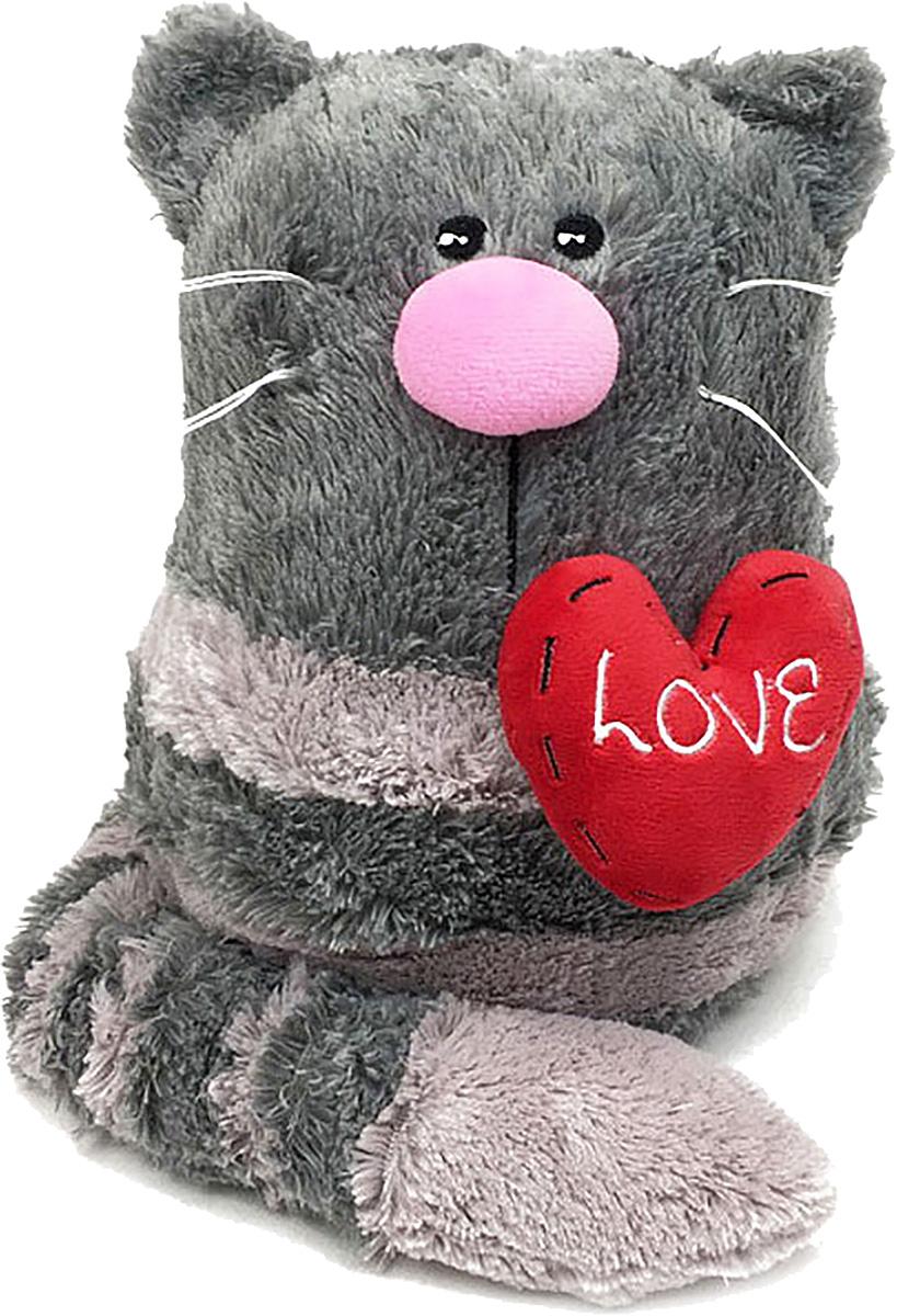 Gulliver Мягкая игрушка Кото-фей с сердцем40-DN16-0146