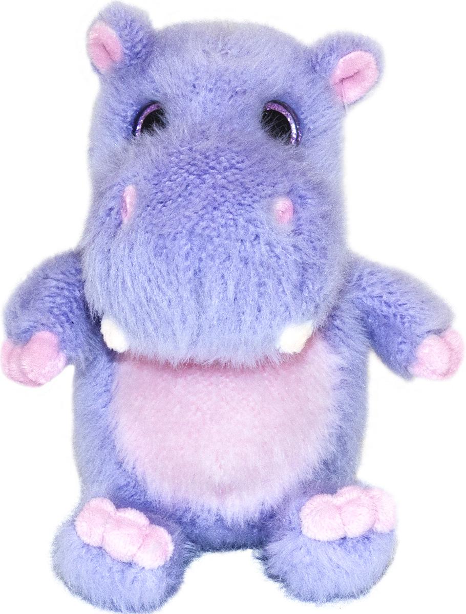 Gulliver Мягкая игрушка Бегемотик Нини 15 см50-99222-4