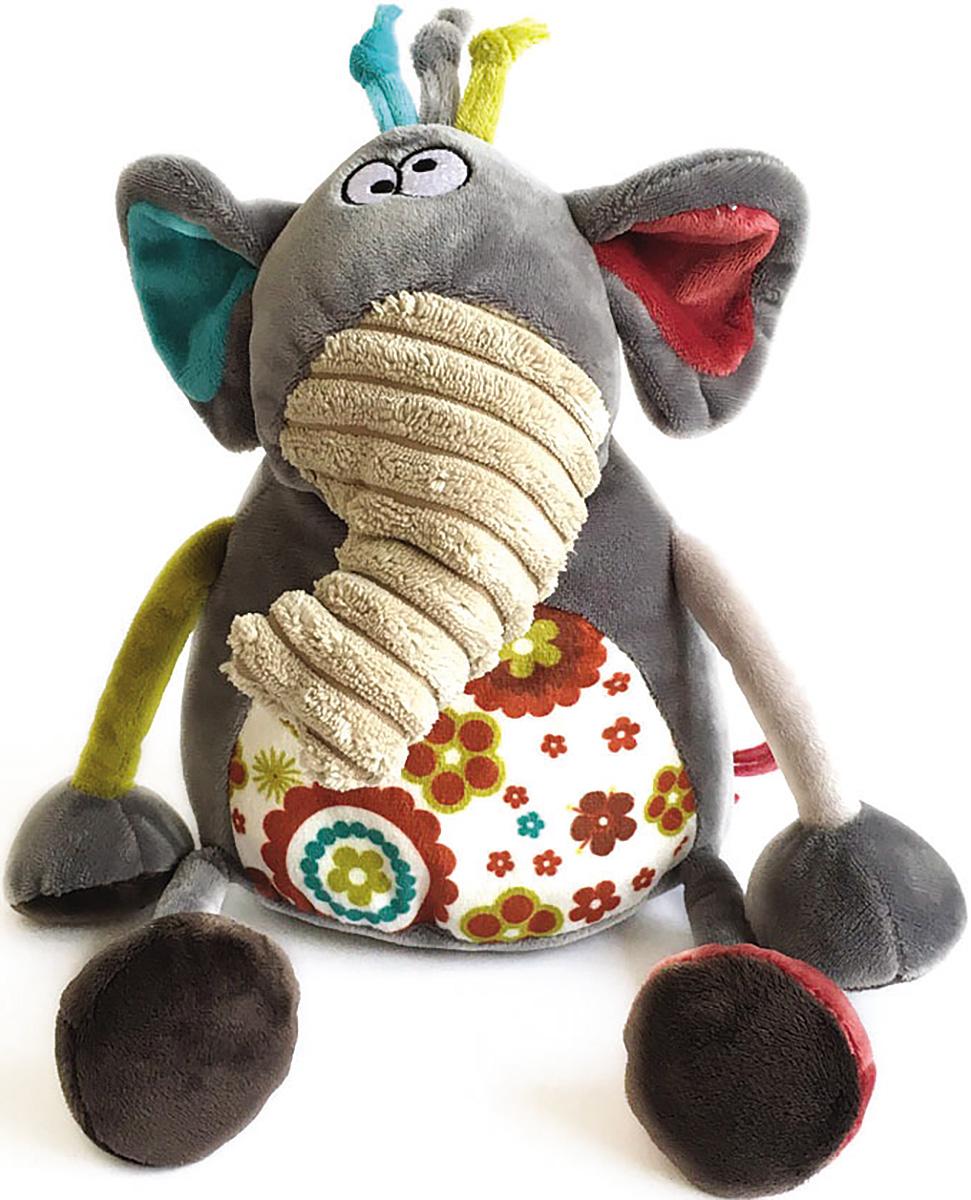 Gulliver Мягкая игрушка Слоник Робби 22 см51-K59160C
