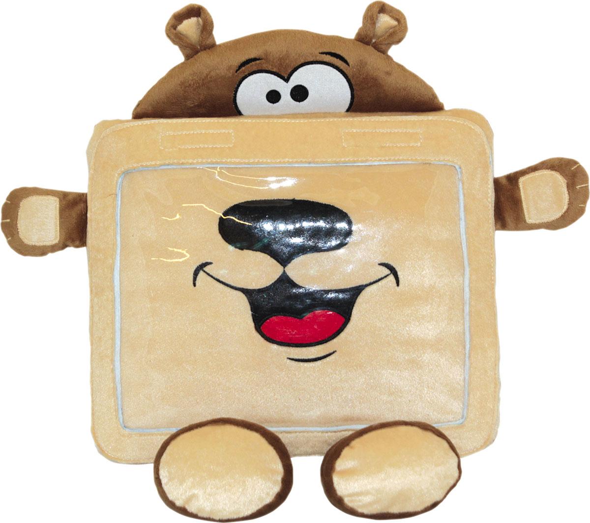Gulliver Мягкая игрушка-чехол Мишка 34 см66-OT160177