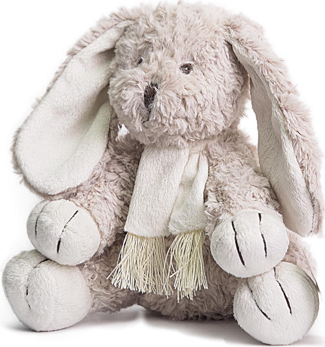 Gulliver Мягкая игрушка Зайка Ушастик 18 см70-KY15AP1802