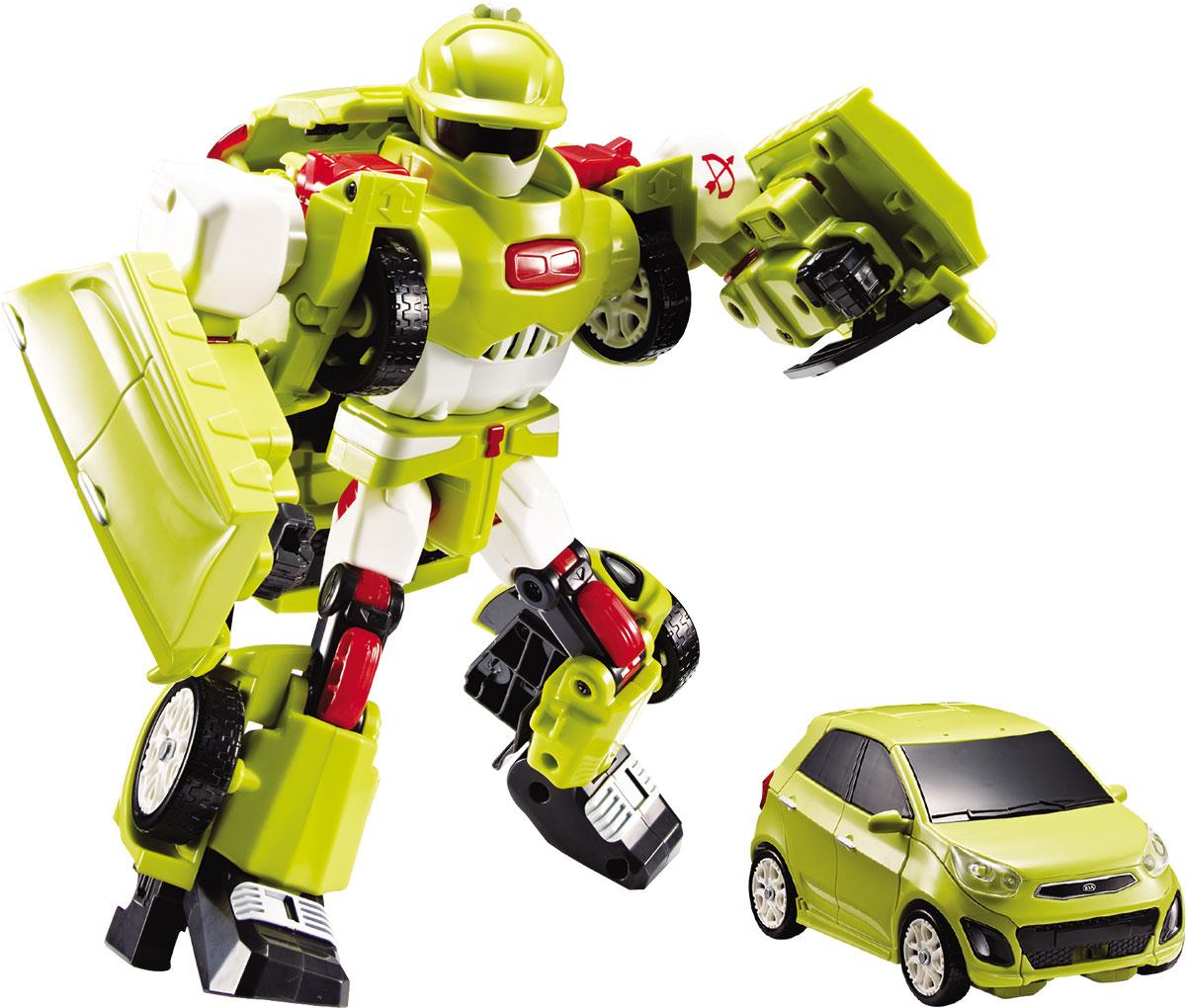 Tobot Трансформер D301015Трансформер TOBOT D, 2 ключа-токена, 3 батарейки LR44, наклейки. Датчик касания, ТОБОТ начинает говорить когда дотрагиваешься до него