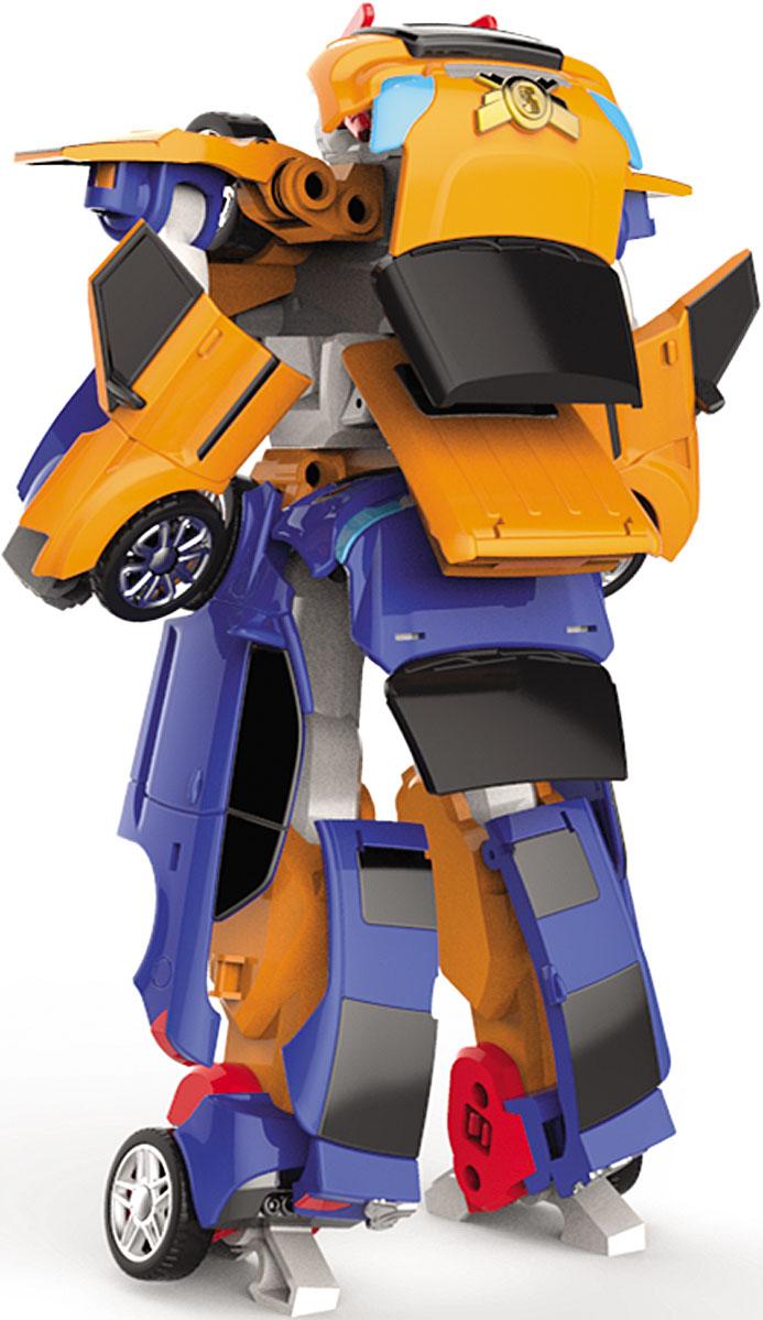 Tobot Трансформер Титан301055Трансформер MINI TITAN, собирается из 2-х машинок