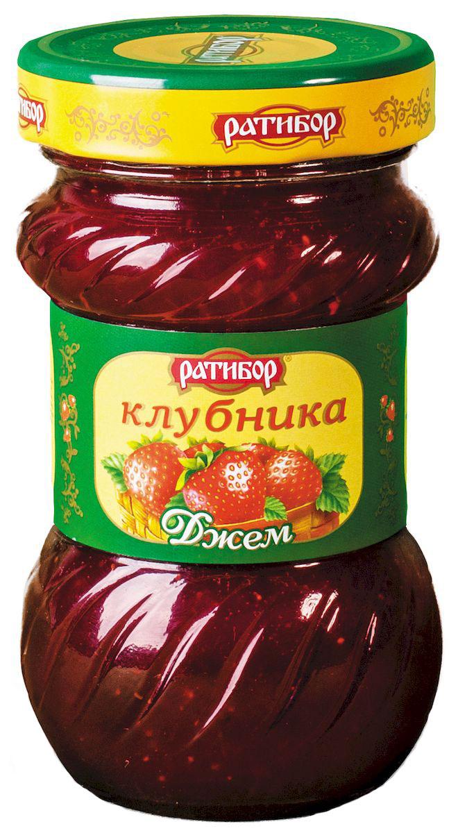 "Ратибор джем ""Клубника"", 360 г 800"