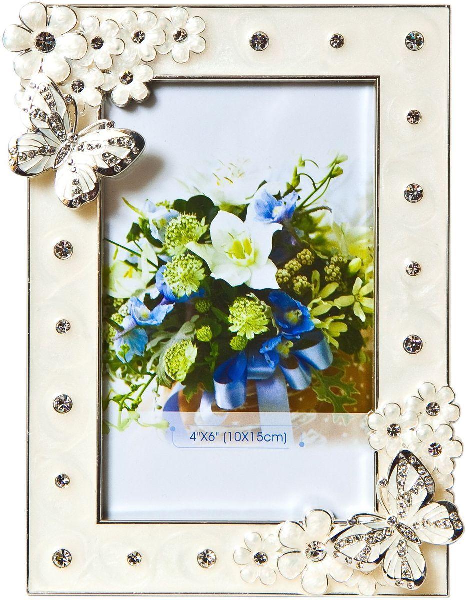 Фоторамка декоративная Platinum Бабочки и цветы, 10 х 15 см. PF10NPLATINUM PF10N