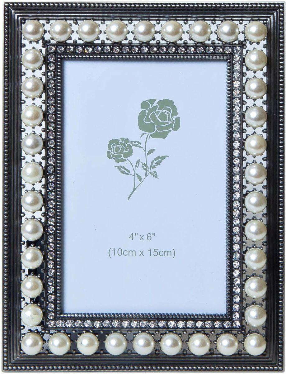 Фоторамка декоративная Platinum Жемчуг, 10 х 15 см. PF10820ВPLATINUM PF10820В