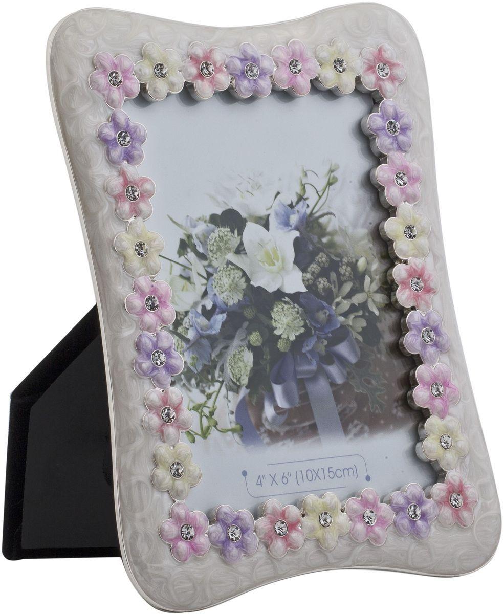 Фоторамка декоративная Platinum Цветы, 10 х 15 см. PF11287PLATINUM PF11287