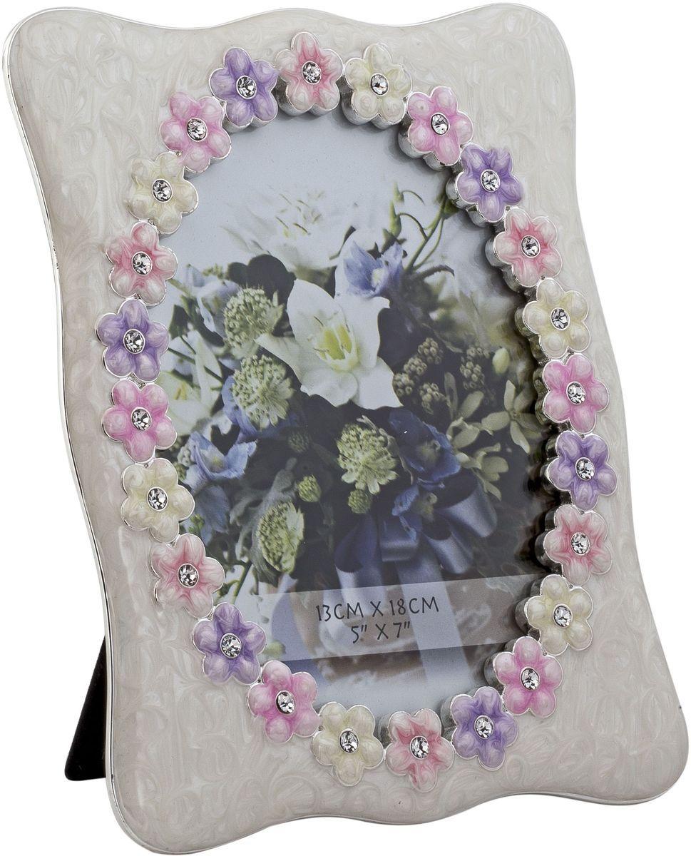 Фоторамка декоративная Platinum Цветы, 10 х 15 см. PF11288PLATINUM PF11288