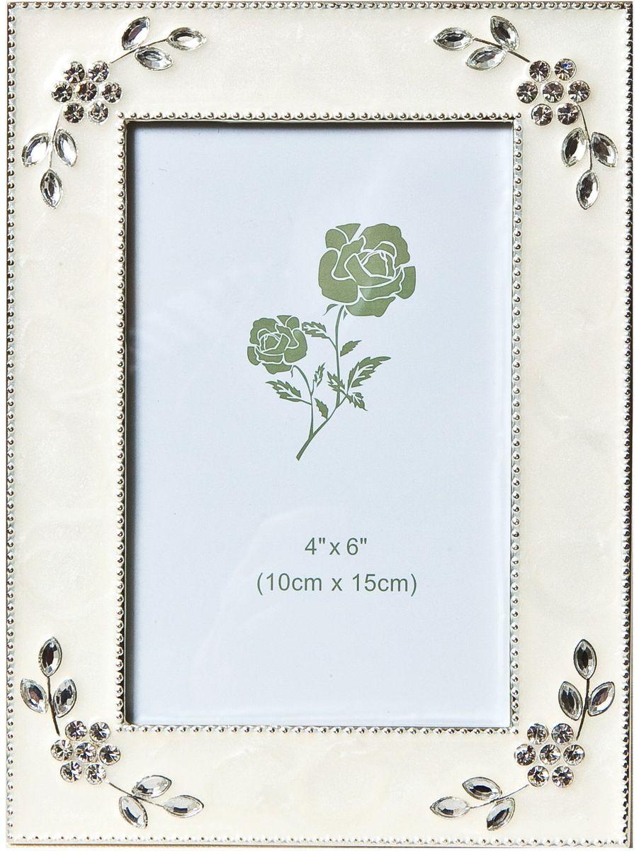 Фоторамка декоративная Platinum Цветы, 10 х 15 см. PF1206-4PLATINUM PF1206-4