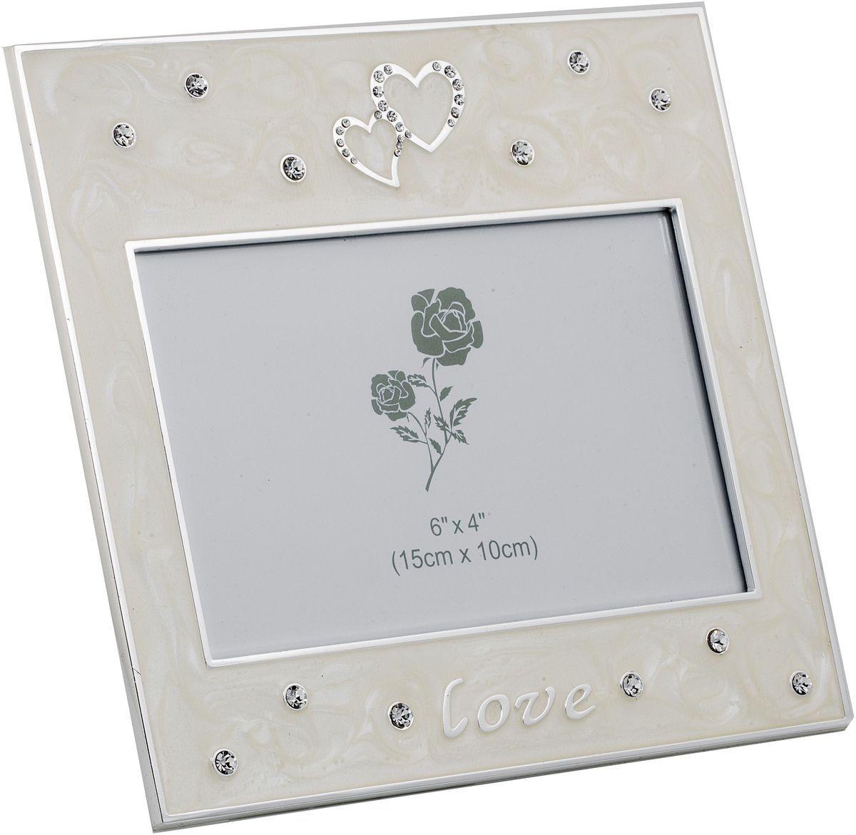 Фоторамка декоративная Platinum Love, 10 х 15 см. PF1417-4PLATINUM PF1417-4