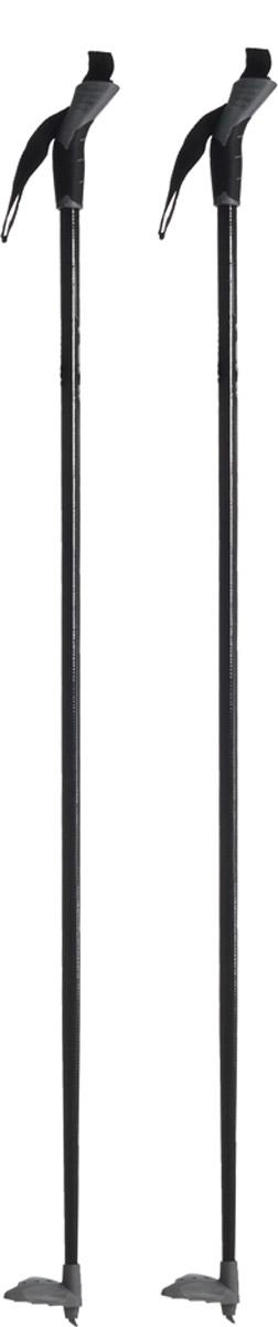 Палки лыжные Larsen Temp, длина 120 см338438-120Качественные лыжные палки Larsen Temp отлично подойдут для прогулочного катания. Модель выполнена из стекловолокна. Полиуретановая рукоятка имеет удобный хват, благодаря которому рука не мерзнет и не скользит. Темляк-стропа удобно надевается и надежно поддерживает кисть. Большая пластиковая лапка с твердосплавным наконечником не проваливается в снег. Спортивные палки подойдут как начинающим лыжникам, так и опытным спортсменам. Длина палок: 120 см.