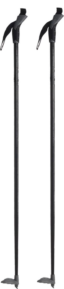 Палки лыжные Larsen Temp, длина 115 см338438-115Качественные лыжные палки Larsen Temp отлично подойдут для прогулочного катания. Модель выполнена из стекловолокна. Полиуретановая рукоятка имеет удобный хват, благодаря которому рука не мерзнет и не скользит. Темляк-стропа удобно надевается и надежно поддерживает кисть. Большая пластиковая лапка с твердосплавным наконечником не проваливается в снег. Спортивные палки подойдут как начинающим лыжникам, так и опытным спортсменам. Длина палок: 115 см.