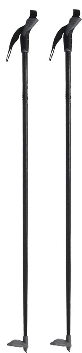 Палки лыжные Larsen Temp, длина 100 см338438-100Качественные лыжные палки Larsen Temp отлично подойдут для прогулочного катания. Модель выполнена из стекловолокна. Полиуретановая рукоятка имеет удобный хват, благодаря которому рука не мерзнет и не скользит. Темляк-стропа удобно надевается и надежно поддерживает кисть. Большая пластиковая лапка с твердосплавным наконечником не проваливается в снег. Спортивные палки подойдут как начинающим лыжникам, так и опытным спортсменам. Длина палок: 100 см.