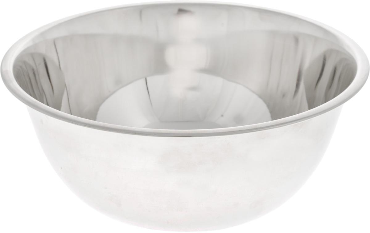 Миска SSW, диаметр 28 см465128Миска SSW выполнена из высококачественной нержавеющей стали. С наружной стороны изделие имеет матовую поверхность, а с внутренней – блестящую зеркальную. Миска отлично подойдет для взбивания яиц, смешивания различных ингредиентов. Диаметр миски: 28 см. Высота стенки: 12,5 см.