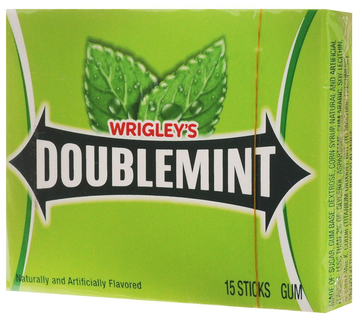 Doublemint жевательная резинка, 40,5 г226660Жевательная резинка Doublemint имеет мягкий, но насыщенный вкус перечной мяты, умеренную сладость и свежий аромат. Эфирные масла, которые входят в ее состав, гарантируют длительную свежесть дыхания, а также охраняют зубную эмаль от кариеса и налета. Это особенно пригодится тем, кто вынужден принимать пищу вне дома и не имеет возможности почистить зубы и воспользоваться нитью. Уважаемые клиенты! Обращаем ваше внимание, что полный перечень состава продукта представлен на дополнительном изображении.