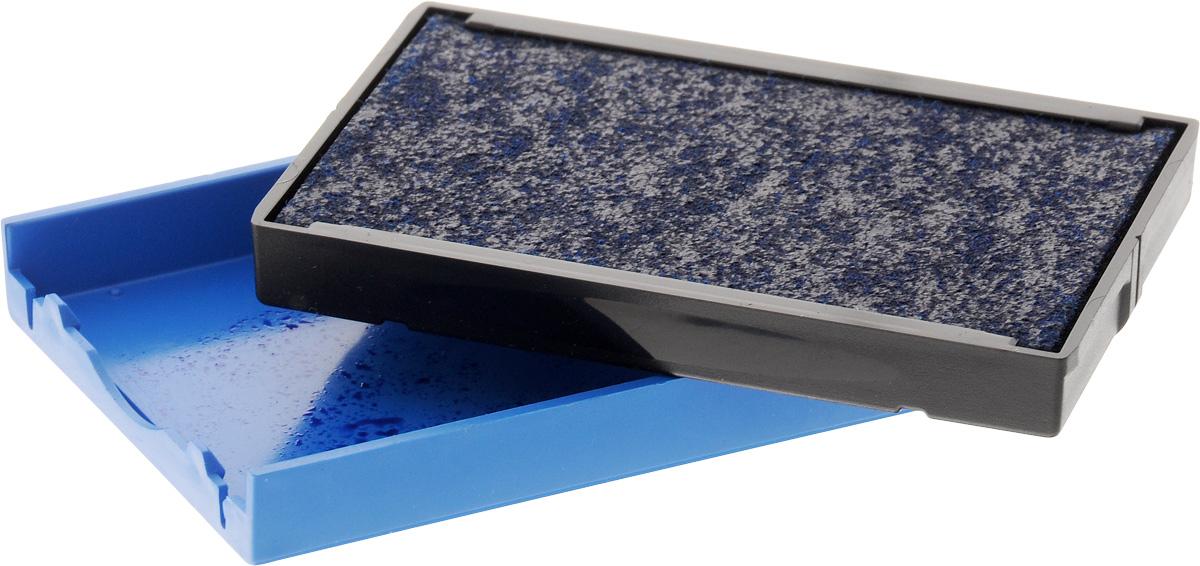 Trodat Сменная штемпельная подушка цвет синий 6/49266/4926СОригинальная сменная штемпельная подушка Trodat гарантирует высокое качество от первого до последнего оттиска. Четкие оттиски. Ресурс подушки - 10000 оттисков. Рекомендована замена подушки, а не дозаправка краской. Цвет - синий.