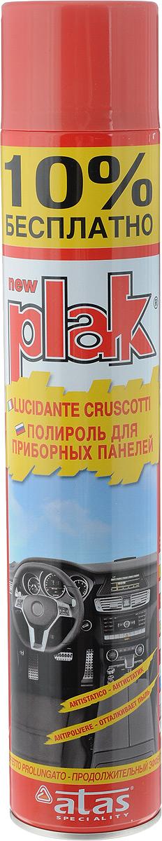 Полироль для приборных панелей Plak Гранат, 750 мл53135Полироль Plak Гранат предназначен для панели приборов, содержит освежитель воздуха продленного действия. Возвращает первоначальный блеск всем пластмассовым, виниловым и резиновым элементам отделки салона автомобиля, создавая на поверхности стойкий антистатический слой, отталкивающий пыль и грязь. Также полироль позволяет создать глянцевое покрытие. Товар сертифицирован.