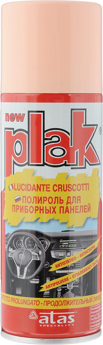 Полироль для приборных панелей Plak