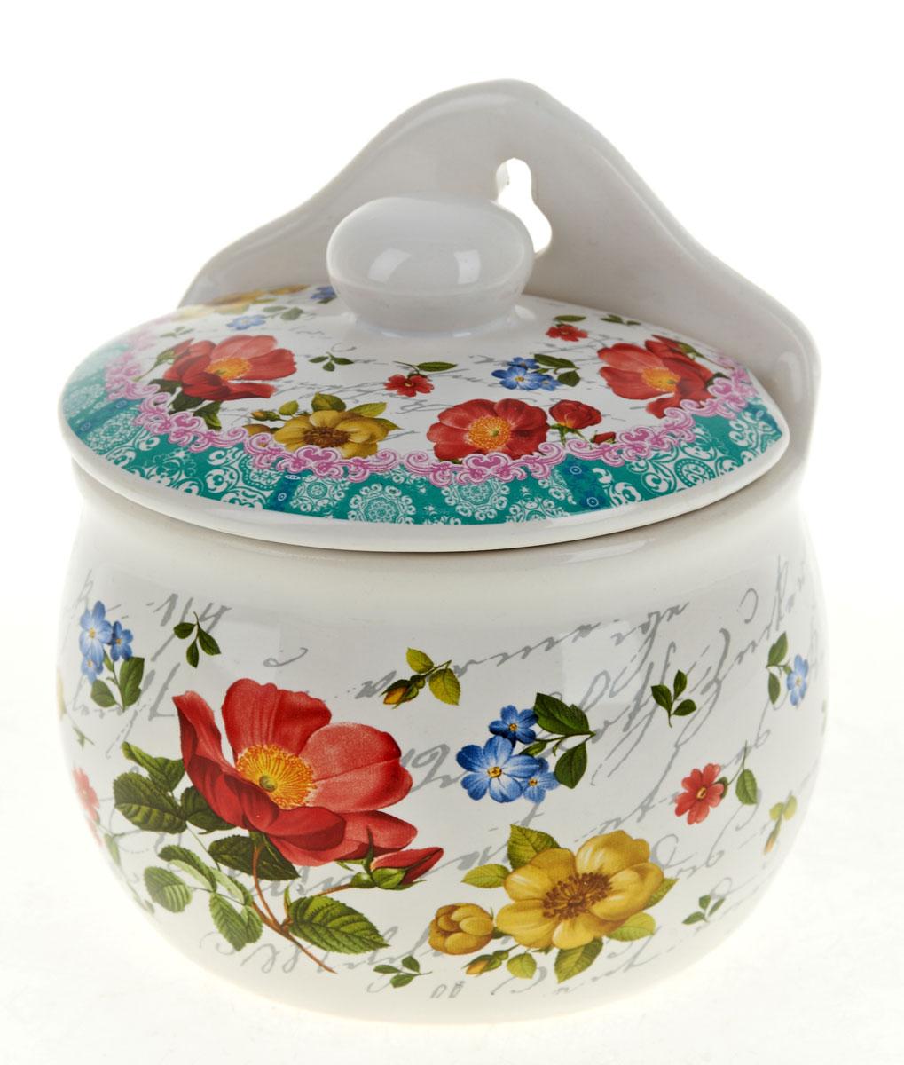 Солонка ENS Group Цветочная поэма0660112Оригинальная солонка Цветочная поэма изготовлена из высококачественной керамики. Изделие имеет отверстие для подвешивания. Солонка украсит любую кухню и подчеркнет прекрасный вкус хозяина.