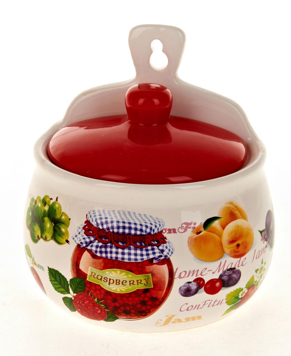 Солонка Polystar ДжемL2430680Оригинальная солонка Джем изготовлена из высококачественной керамики. Изделие имеет отверстие для подвешивания. Солонка украсит любую кухню и подчеркнет прекрасный вкус хозяина.