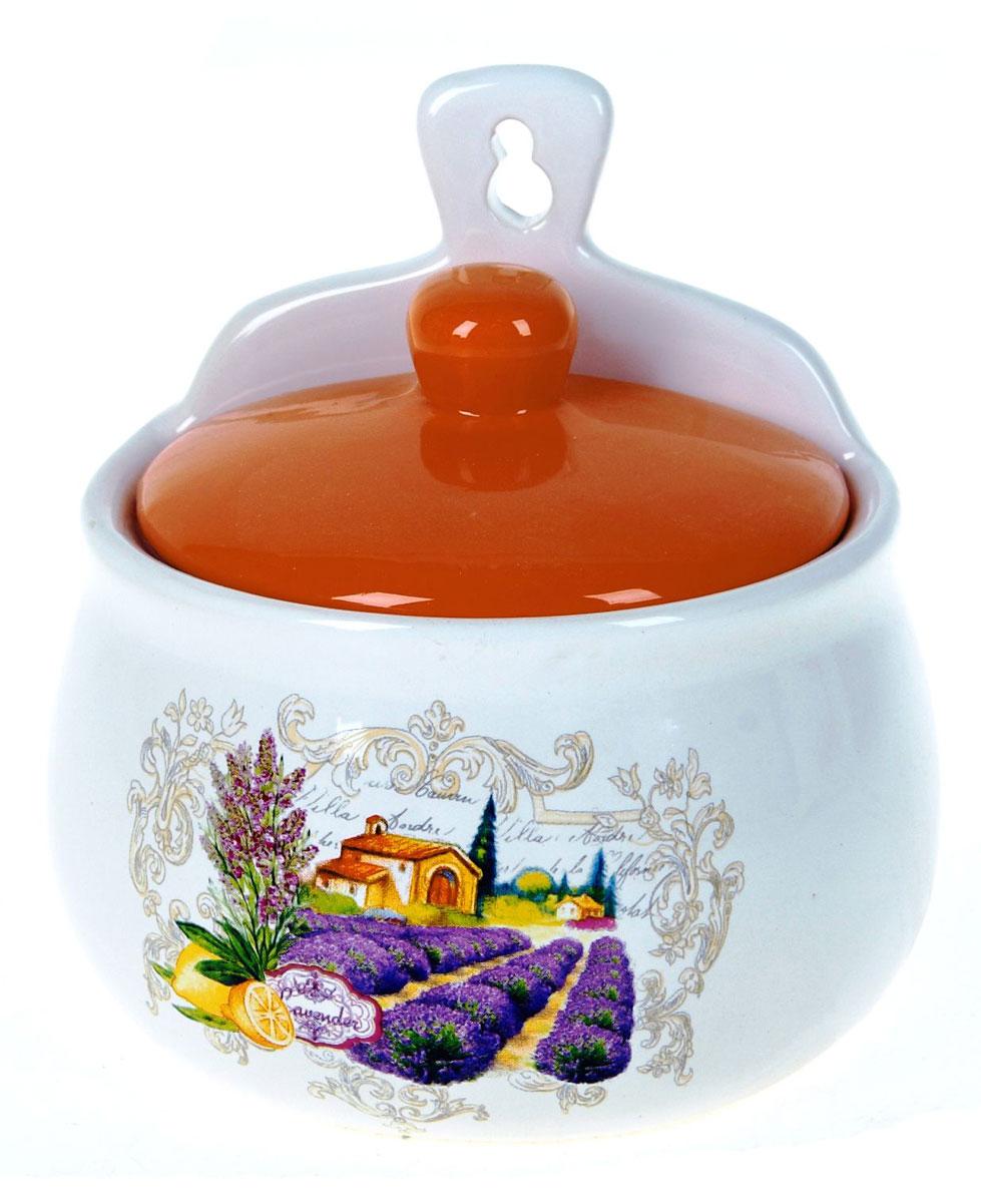 Солонка Polystar ПровансL2430714Оригинальная солонка Прованс изготовлена из высококачественной керамики. Изделие имеет отверстие для подвешивания. Солонка украсит любую кухню и подчеркнет прекрасный вкус хозяина.